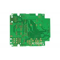 Buy Glass Epoxy FR4 PCB Printed Circuit Board Copper Clad Laminate Sheet Bare PCB at wholesale prices