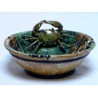 """Quality 14""""d. bowl with crabs for sale"""