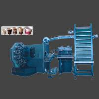 Pressure molding machine series Six-Color Curved Offset Cup Printing Machine