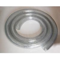 Quality PVC Steel Wire Spiral Reinforced Hose for sale