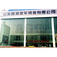 China Project  Changhe Beidouxing Automobile Exhibition HallGlass Type:15mm ClearLocation: Jinan Shandong for sale