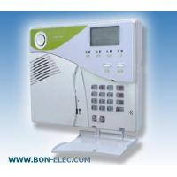 China Wired and Wireless Compatible Alarm Control Panel on sale