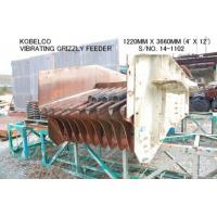 Used Vibrating Grizzly Feeder