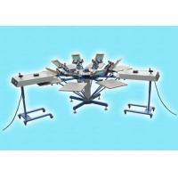 China SF-MS Manual Textile Screen Printing Machine on sale