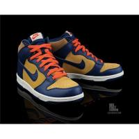 Buy cheap Nike Dunk High Golden Harvest Meteor Blue free shipping accept paypal from wholesalers