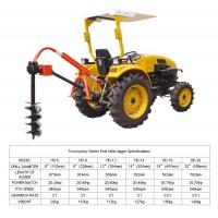 Cultivator Post Hole Digger