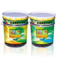 Quality Colored polyurethane waterproof coating for sale