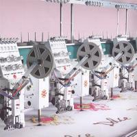 Quality Multi-Spangle Embroidery Machine for sale
