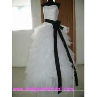 Quality 2010 real sample wedding dress wr01 for sale