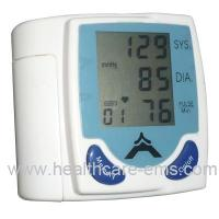 Fully Automatic Wrist Style Digital Blood Pressure Monitor AH-200