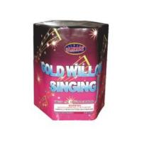 Buy cheap Cake/Multi Effects Gold Willow Singing 19 Shots from wholesalers