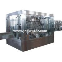 Quality MONO-BLOCK GLASS BOTTLE WASHING/FILLING/CAPPING MACHINE3000-10000BPH for sale