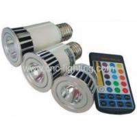 Quality 1x5W Dimmable led spotlight for sale