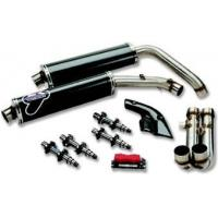 Exhaust Systems 45/50 carbon silencers & engine kit for 998 BP for sale