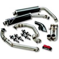 Exhaust Systems 50 carbon exhaust system & engine kit for 998BP for sale
