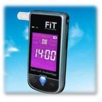 China FiT233 Professional Breath Alcohol tester on sale