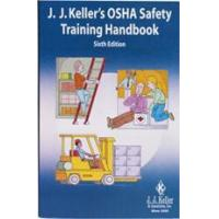 Quality Keller's OSHA Safety Training Handbook for sale