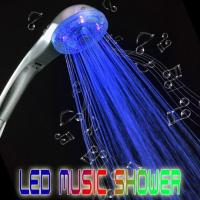 Quality LED MUSIC shower for sale