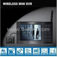 China 8 Channel Motion Detection DVR DV01 + 8 Channel 2.4GHz Wireless Camera CM200 on sale