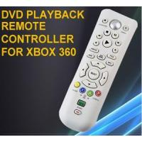 China Video Games NEW WIRELESS DVD MEDIA REMOTE CONTROL FOR XBOX 360 on sale