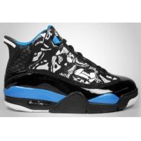 Quality Air Jordan 4.5 Dub Zero Black Laser Blue White for sale