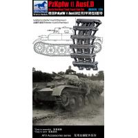 Quality ACCESSORIES AB3520 PzKpfw II Ausf.D (early Version) Track Link Set for sale