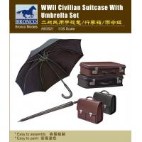 Quality ACCESSORIES AB3521 WWII Civilian Suitcase With Umbrella Set for sale