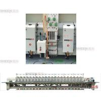 Quality MULTIFUNCTIONAL CHAIN STITCH (LOOPING) MIXED TYPE EMBROIDERY MACHINE WITH SEQUIN AND FLAT EMBROIDERY for sale