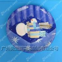 China DISH HAND-PAINT PLATE No.: P1100 on sale