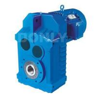 Buy cheap DL F series industrial helical parallel shaft mounted gearmotors from wholesalers