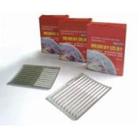 China Medical Instrument Steile Acupuncture Needles SMD-320101 / 320102 / 320103 on sale