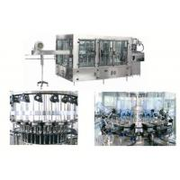 Quality Monobloc Gas Beverage Automatic Filling Machine for sale