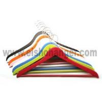 MP636 Coloured Wooden Hangers