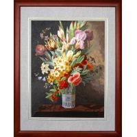 Quality Flower paintings Oil painting Products name:Oil painting for sale