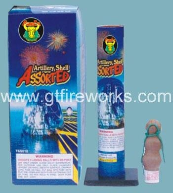 Buy Artillery Shells GT-AS005 ARTILLERY SHELL ASSORTED at wholesale prices