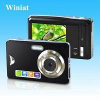Buy cheap Winait's Touch Screen 12mega pixels digital camera from wholesalers