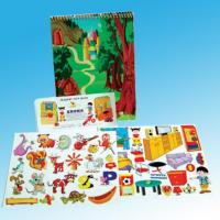 Quality Magnetic Toys Magnetic Flip Book for sale