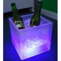 Quality Promotional Gifts LED Ice Bucket HF-I018 for sale