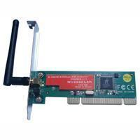 China PCI 802.11G 54M WIRELESS LAN CARD,With Detachable Antenna (RT2561 Chipset) on sale