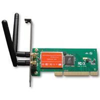Quality PCI Card Click for Details PCI 11N 300M WIRELESS LAN CARD, With Detachable Antenna (RT2760 Chipset) for sale