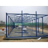 Quality light steel structure house for sale