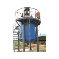 Quality Vertical glass lining reaction tank experimental platform for sale