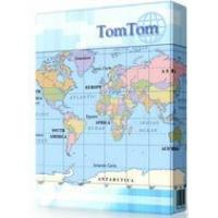 Quality TomTom map of Western & Central Europe 2GB 8.55.2884 for sale