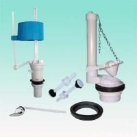 China Cistern Mechanism/toilet Tank Fittings-embeded Fill Valve+fl on sale