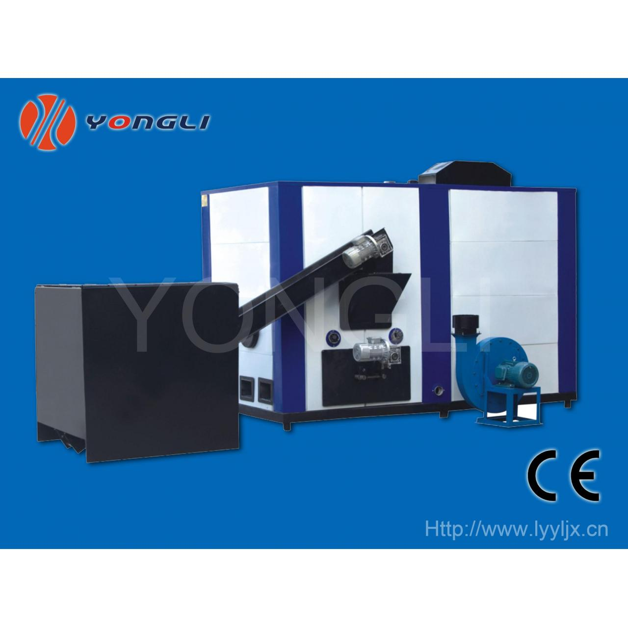 E-1 series automatic straw pellet boiler for sale