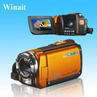 China Winait's 16MP 1080P FULL HD waterproof digital camcorder on sale