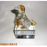 Buy cheap HXCM-038 Crystal animal from wholesalers