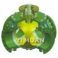 Buy cheap Four-way ball valve from wholesalers