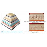 Quality 3D spacer fabric sandwich composite for sale