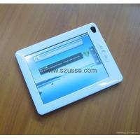 Quality Strongest! 8'' Tablet PC Android 2.2 Samsung S5PV210 ARM Cortex-A8 1.2GHz for sale